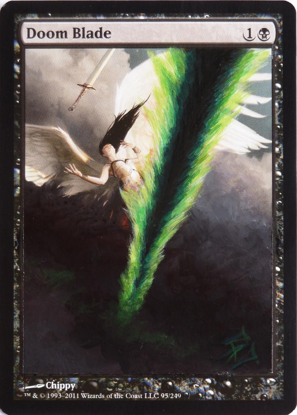 MtG_Doom Blade_IV_green_SOLD.jpg