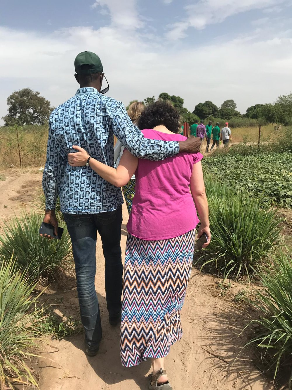 """""""It is amazing how much is able to be done with so little. And how gracious, welcoming, giving, and appreciative the people of Senegal are."""""""