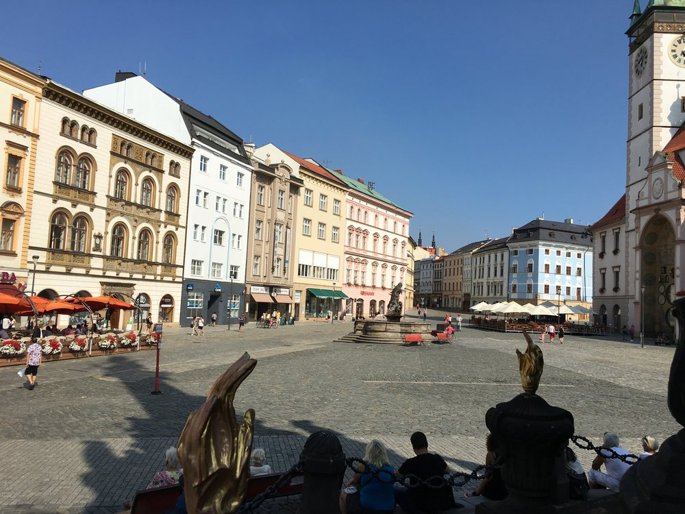 The City Square