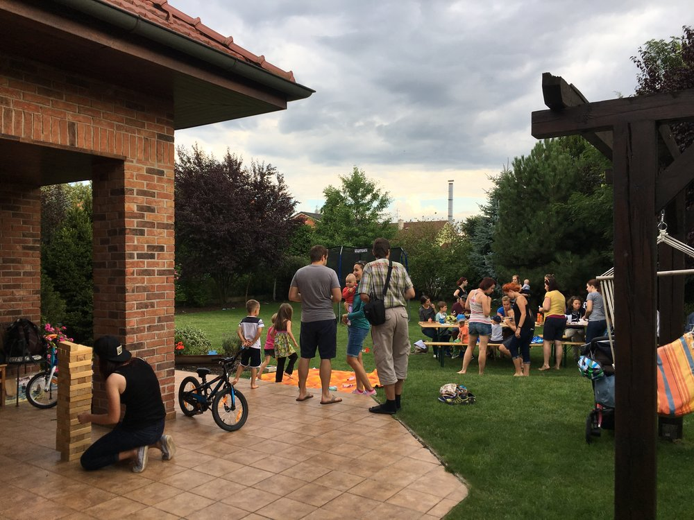 Open House BBQ Wednesdays