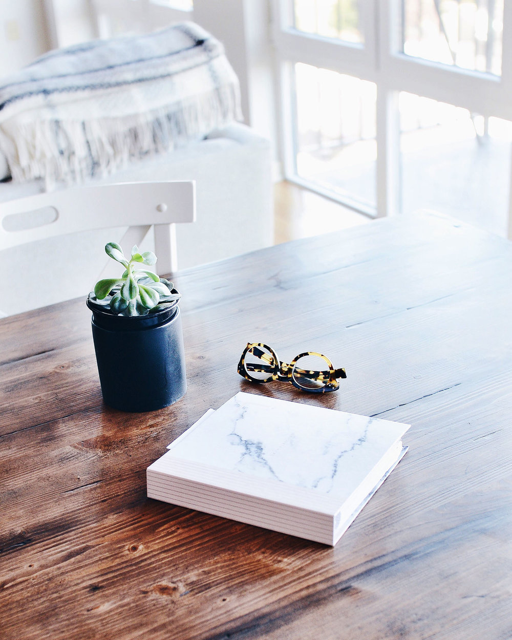 wood desk plant glasses squarespace copywriter website designer content writer strategist.jpg