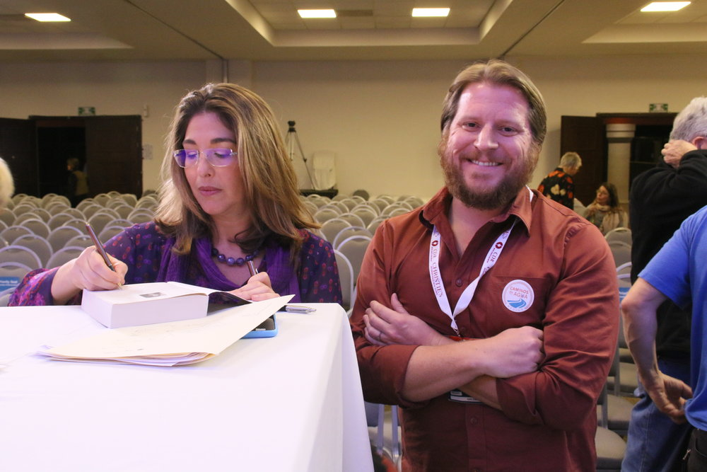 "Naomi Klein signs ""one last book"" with Dylan Terrell."
