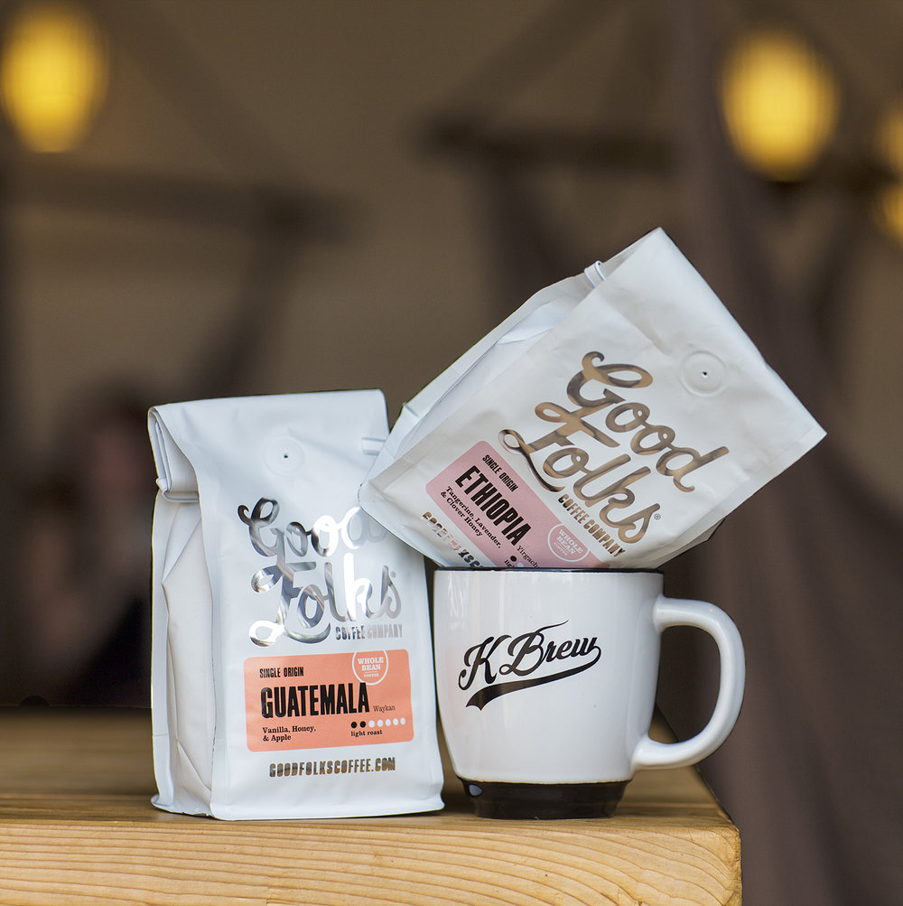 K Brew, Good Folks Coffee Product Highlight