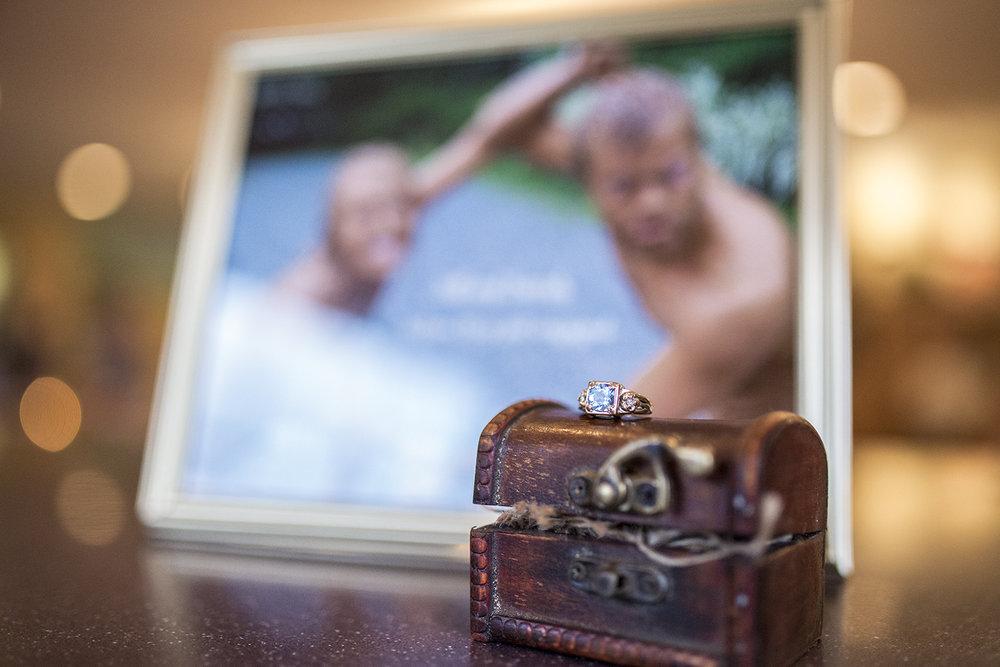 Jeff-Farrah Wedding Ring Detail