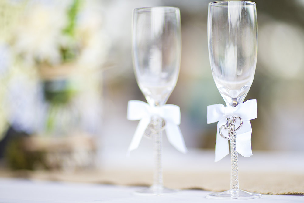 Jeff-Farrah Wedding Decor Detail