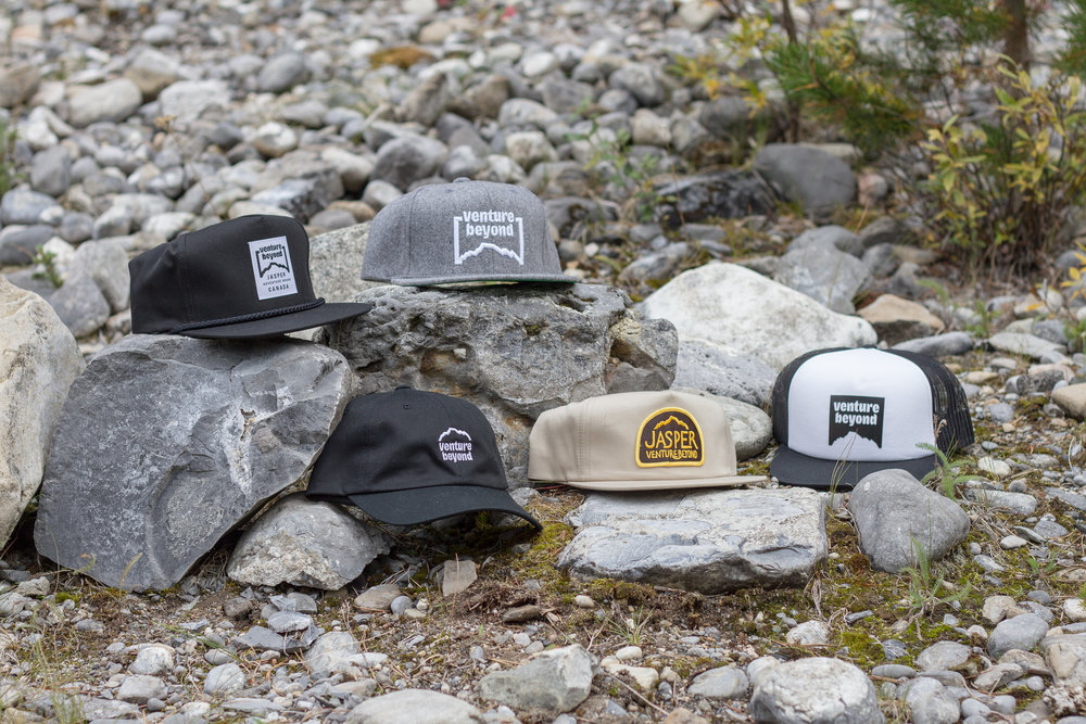 Venture Beyond Hats Resting In Their Natural Habitat