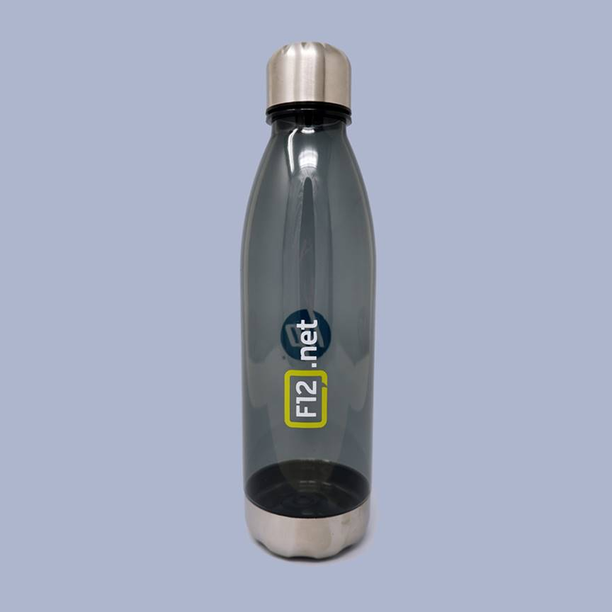 Water bottle for hydration