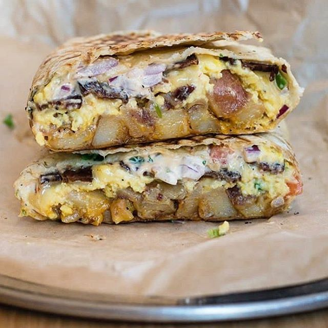 Saturday means BREAKFAST BURRITOS! Get yours starting at 11am today and tomorrow. #TheUltimateHangoverCure #ThePressShop #EatCarbs #PressGameOnBleek