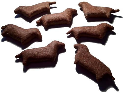 Cheeky Dog Bakery - Peanut Butter Nutters