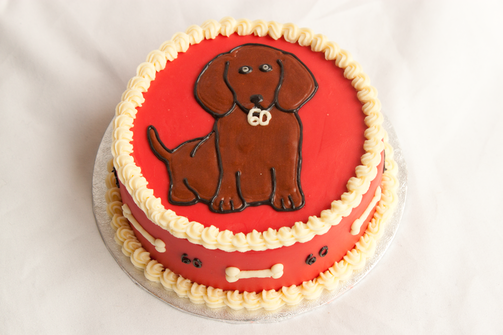 Cheeky Dog Bakery - Custom Cakes