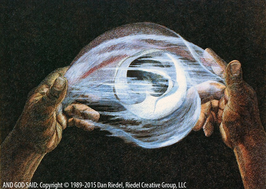 THE FIRMAMENT - Genesis 1:6-8