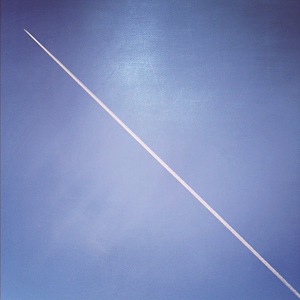 sky contrail