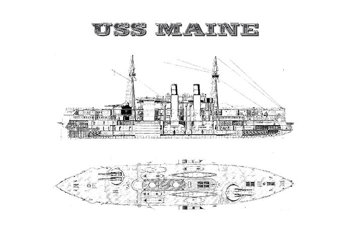 USS Maine (Tobacco Blend)