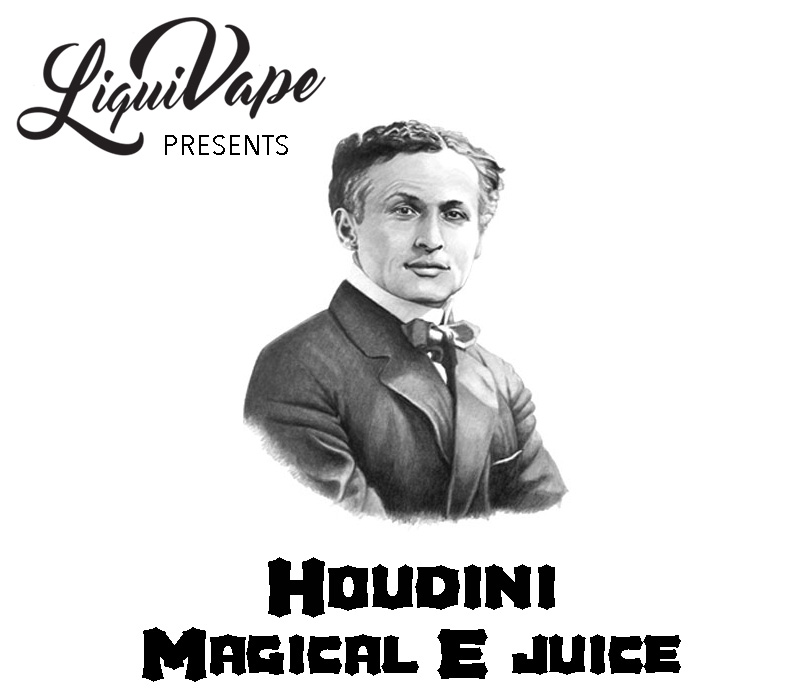 Houdini (Kiwi & Blue Raspberry)