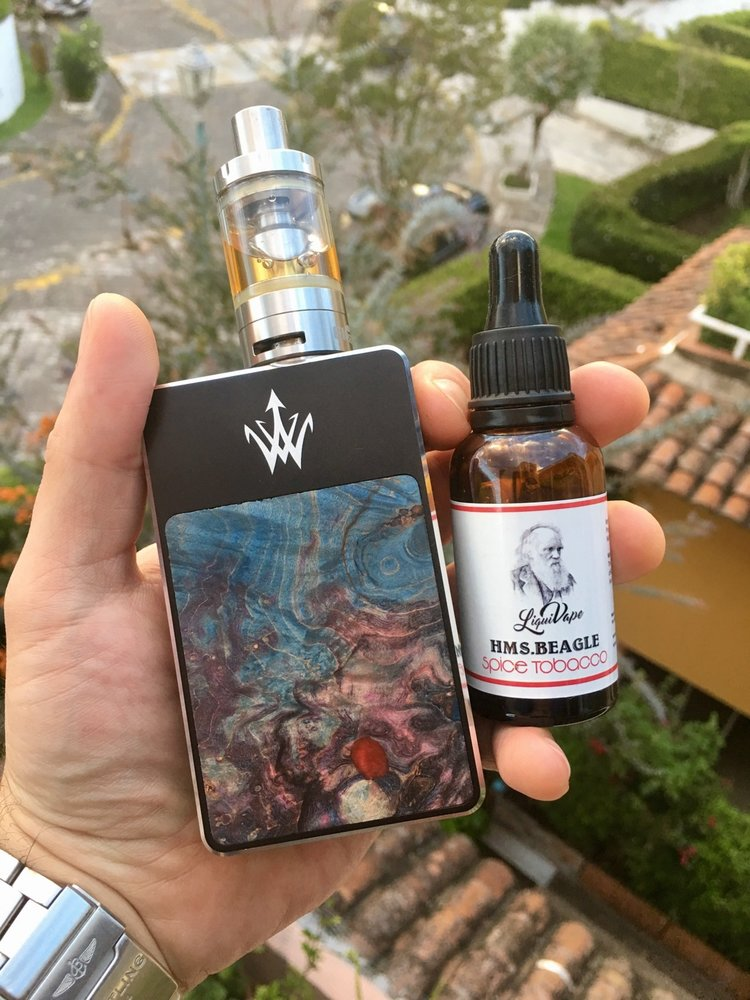 Reseña: Woody Vapes X200