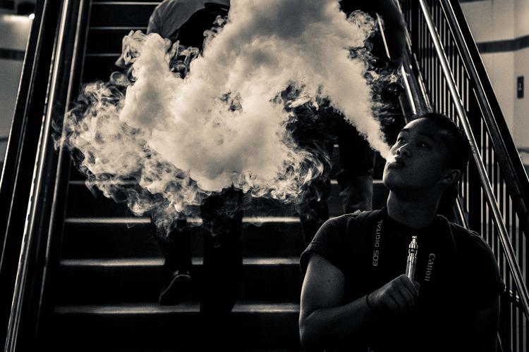 Cigarrillos electrónicos en Ecuador