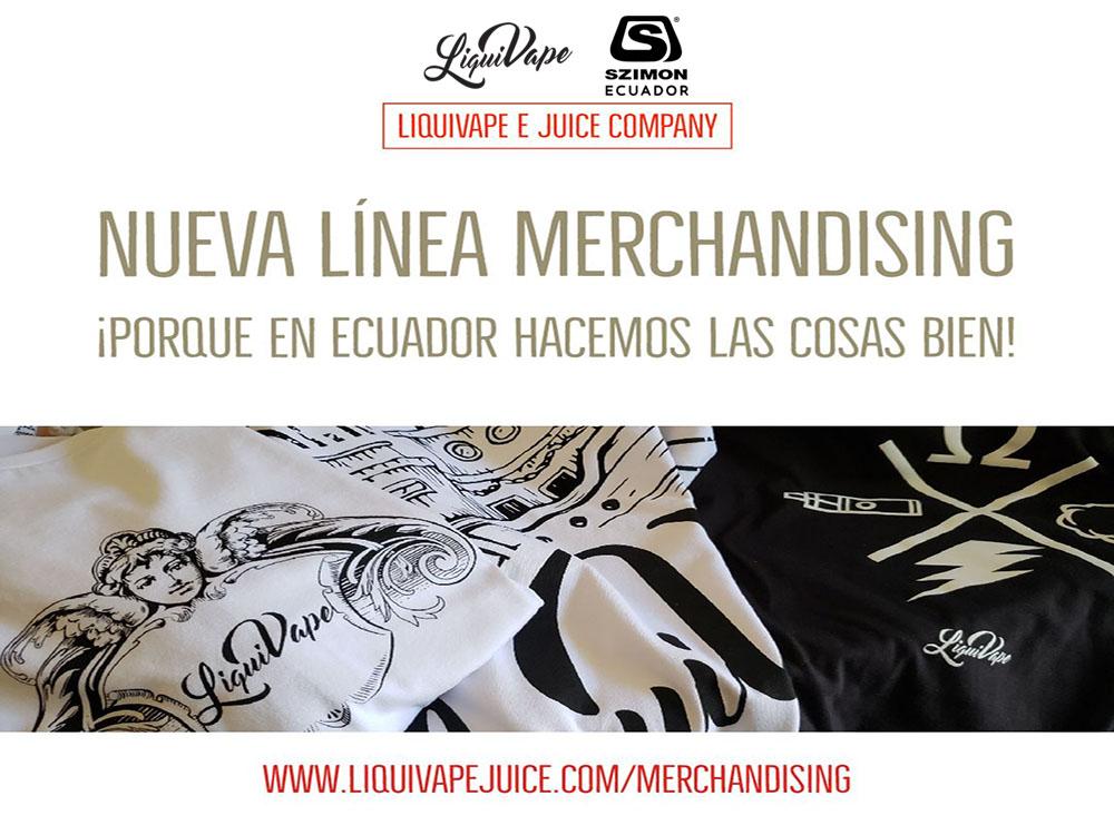 Merchandising LiquiVape