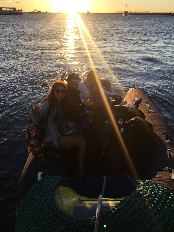 Anahi Bound  (Santa Cruz, The Galapagos Islands)