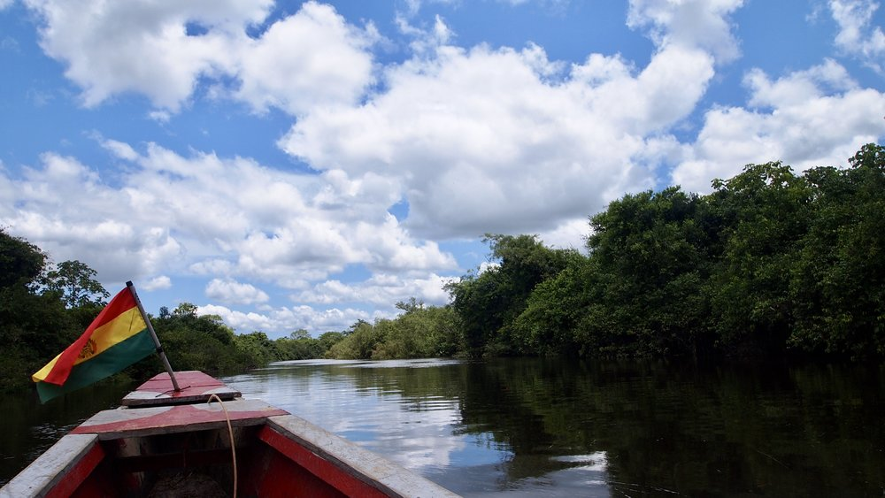 The Cruise Life ( Rurrenabaque, Bolivia )