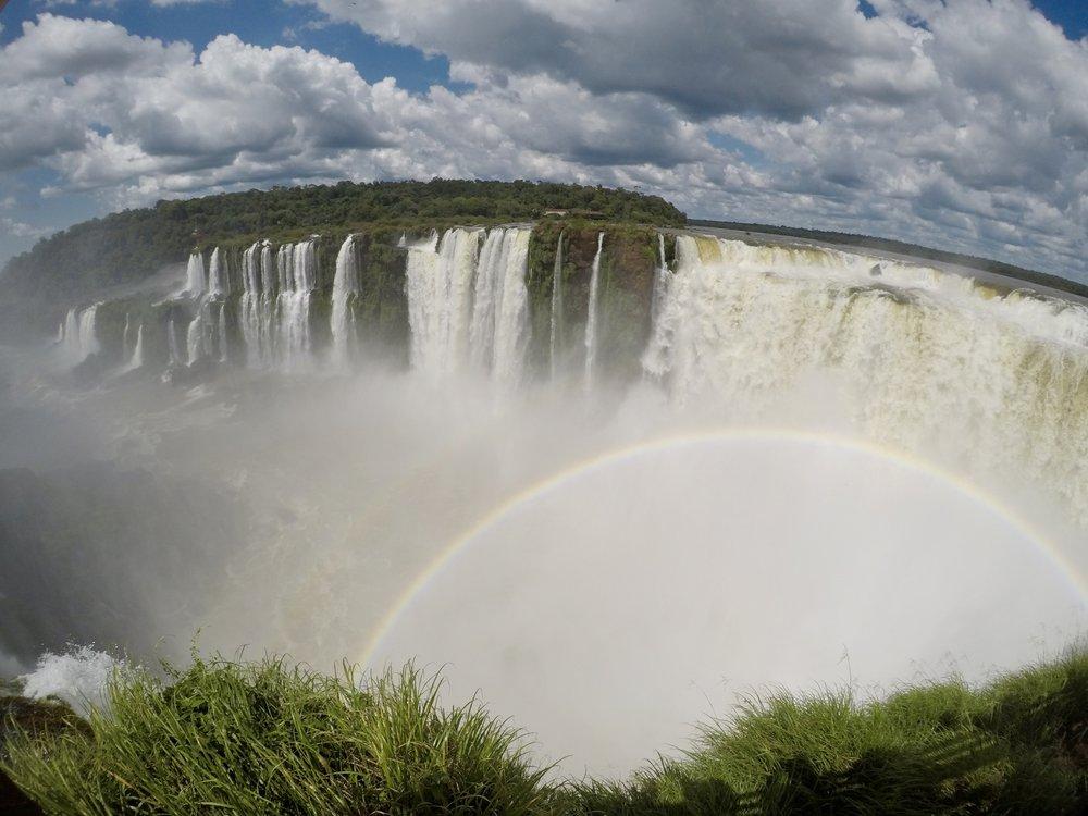 Garganta del Diablo -The Devils Throat  (Iguazu Falls National Park, Argentina)