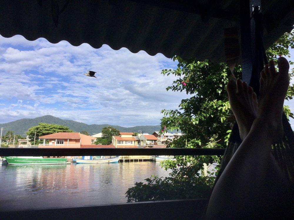 Life's Good in Barra de Lagoa ( Florianopolis, Santa Catarina, Brazil )