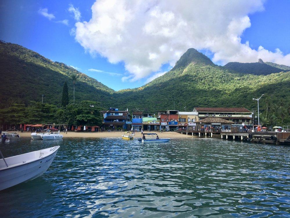 Welcome to Ilha Grande (Big Island) ( Rio State, Brazil )