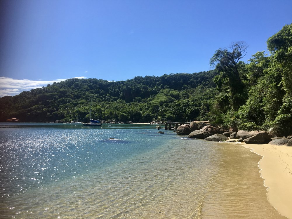 Break out your (tiniest) bikini, it's time to tan (Ilha Grande,Rio State, Brazil)
