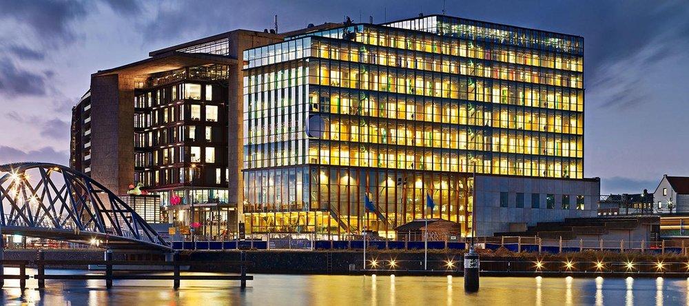 De Amsterdamse school voor de hoge kunsten (AHK)