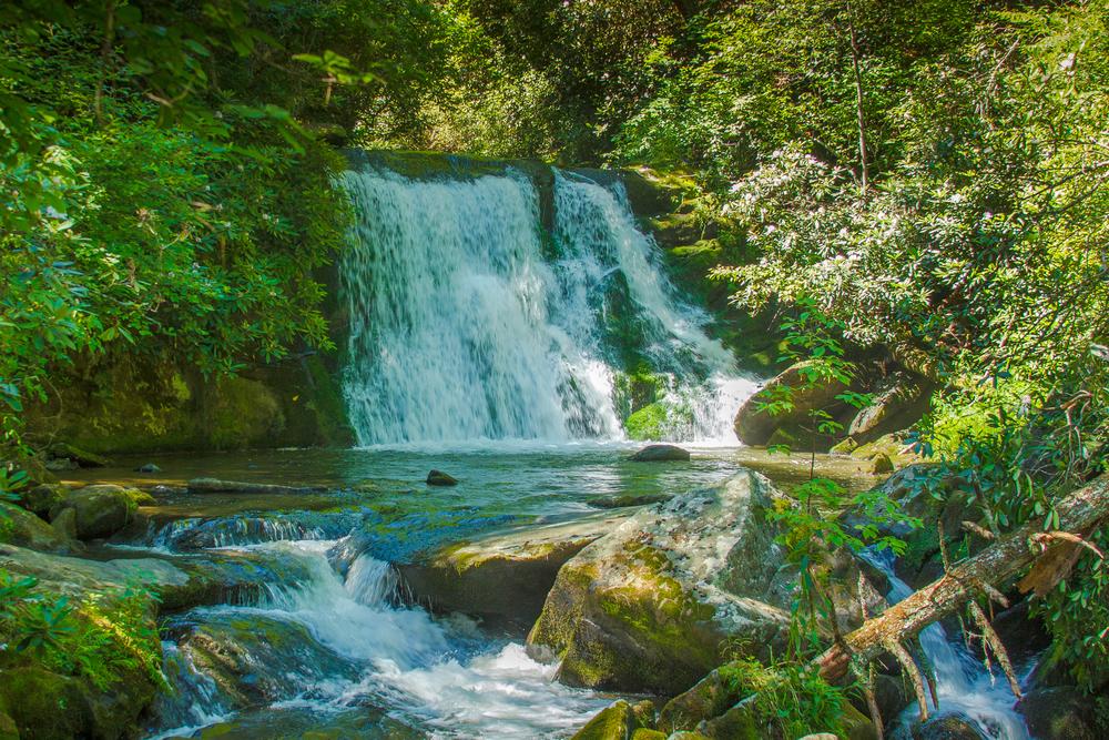 Yellow Creek Waterfall