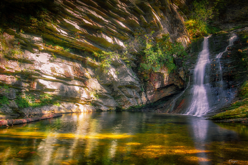 Lower Cascade Falls (HDR)