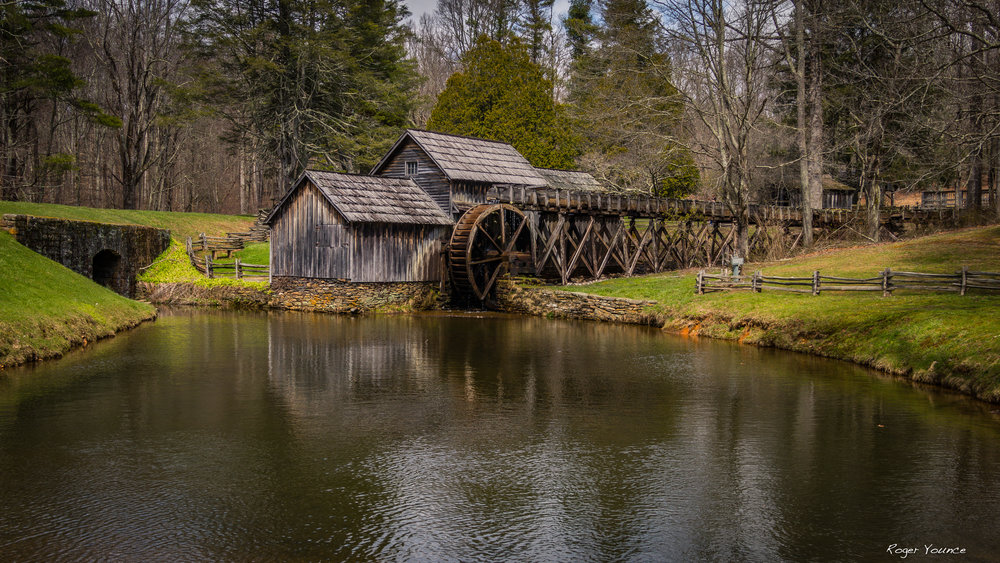 The Mabry Mill