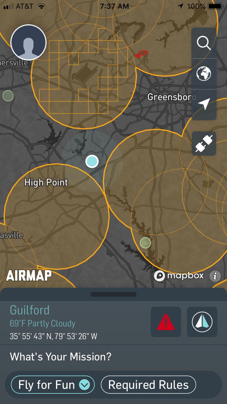 AirMap App