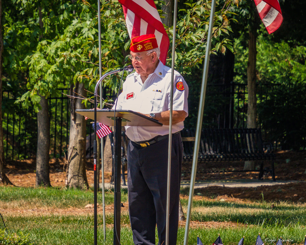 Jamestown-flag-ceremony-northcarolina-event-holidary-memorial-flag-veteran-veterans-