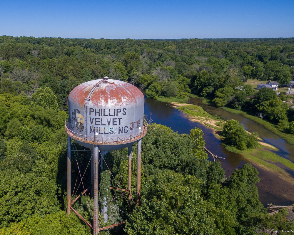 Philips Velvet Mill Tower