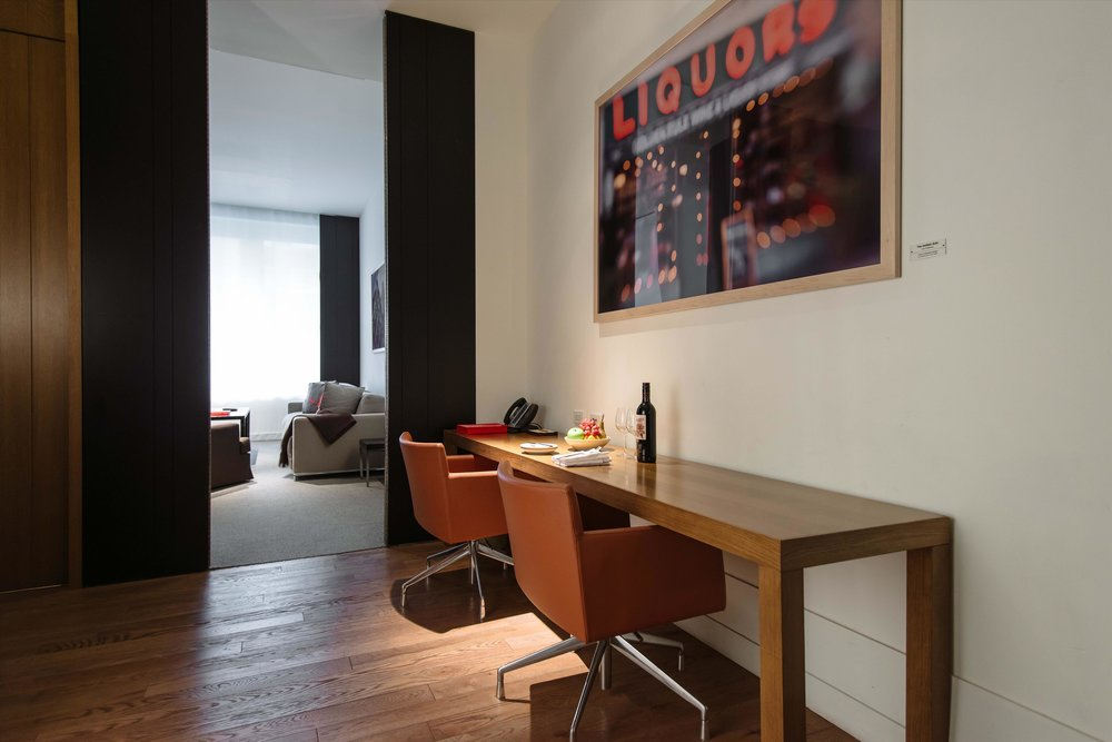 ANDAZ FIFTH AVENUE - Curated by Indiewalls