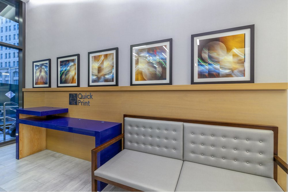 MARRIOTT COURTYARD, NY - Curated by Indiewalls