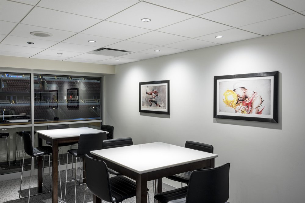 UNITED CENTER, CHICAGO - Curated by Indiewalls