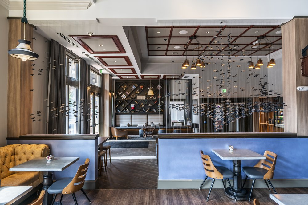 HILTON GARDEN INN, ANNAPOLIS DOWNTOWN - Curated by Indiewalls