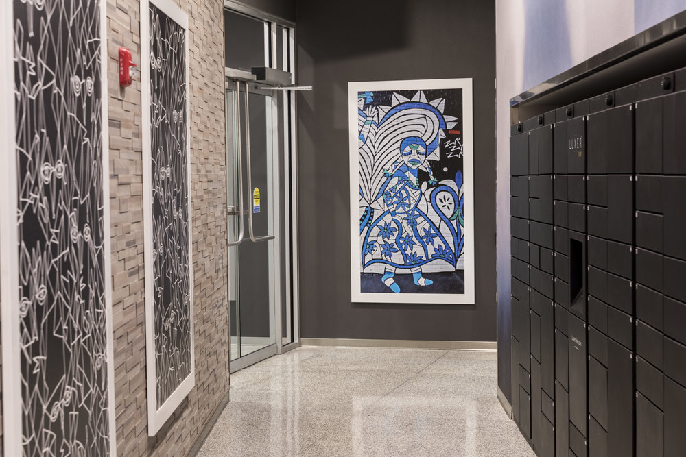 ELEVEN40, CHICAGO, IL - Curated by Indiewalls