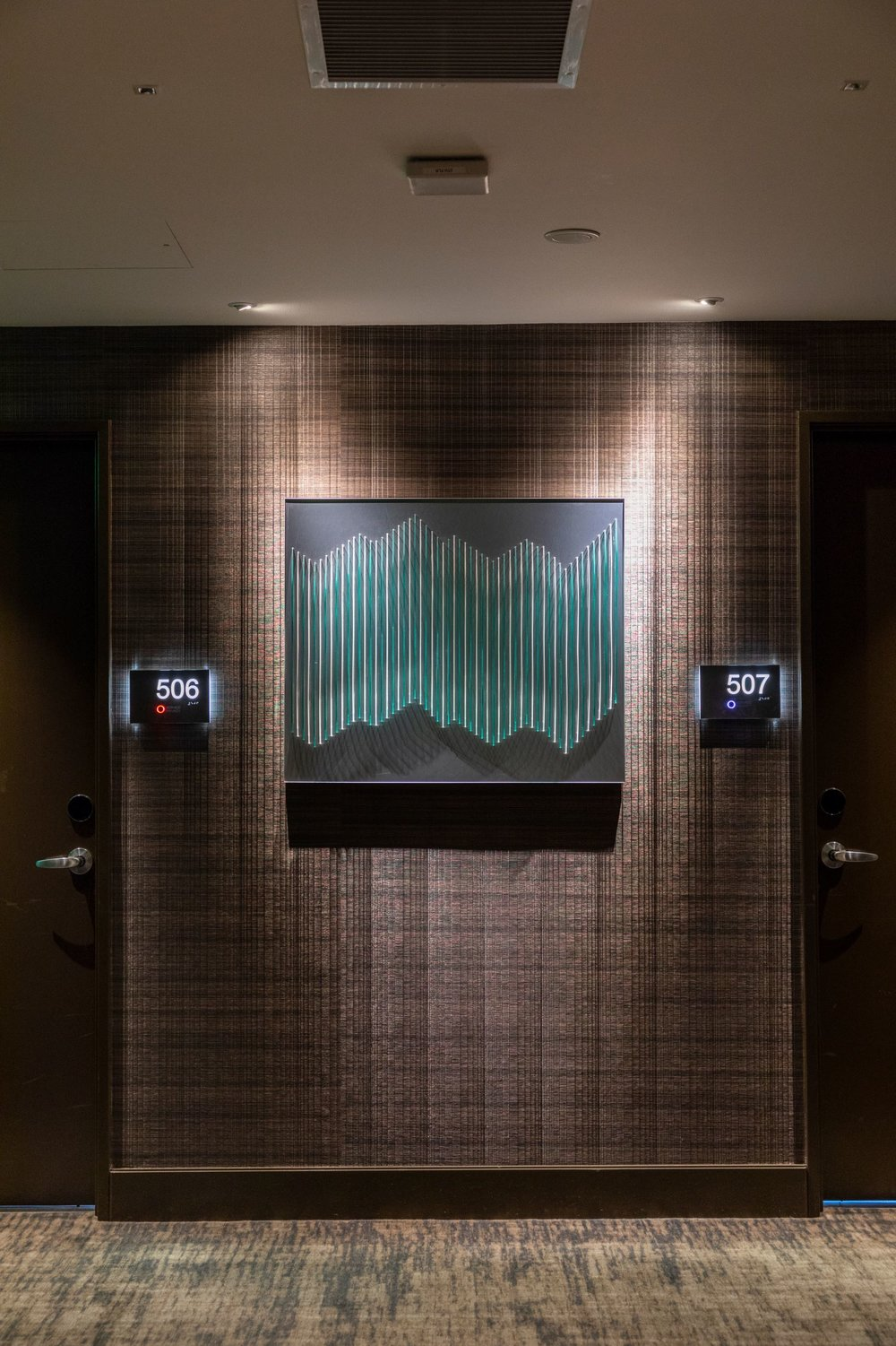 DREAM HOTEL, HOLLYWOOD - Curated by Indiewalls