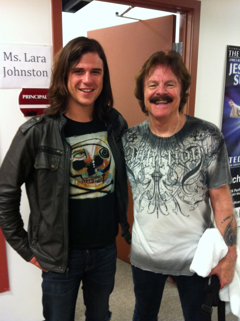 Tom Johnston of Doobie Bros