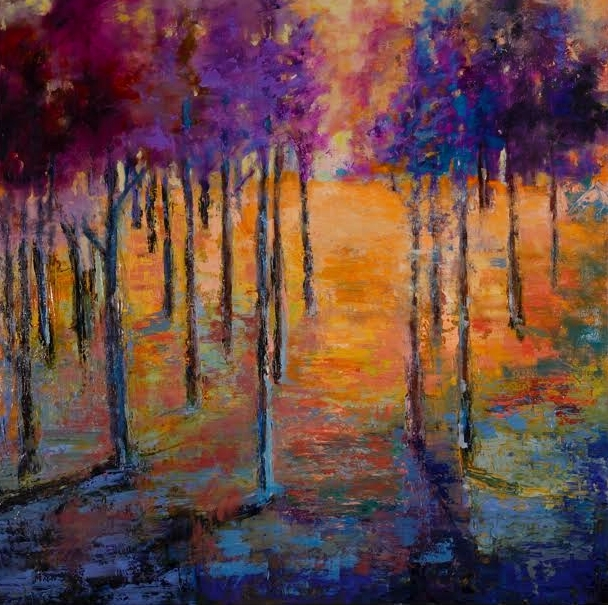 Big Forest of Trees-Sold