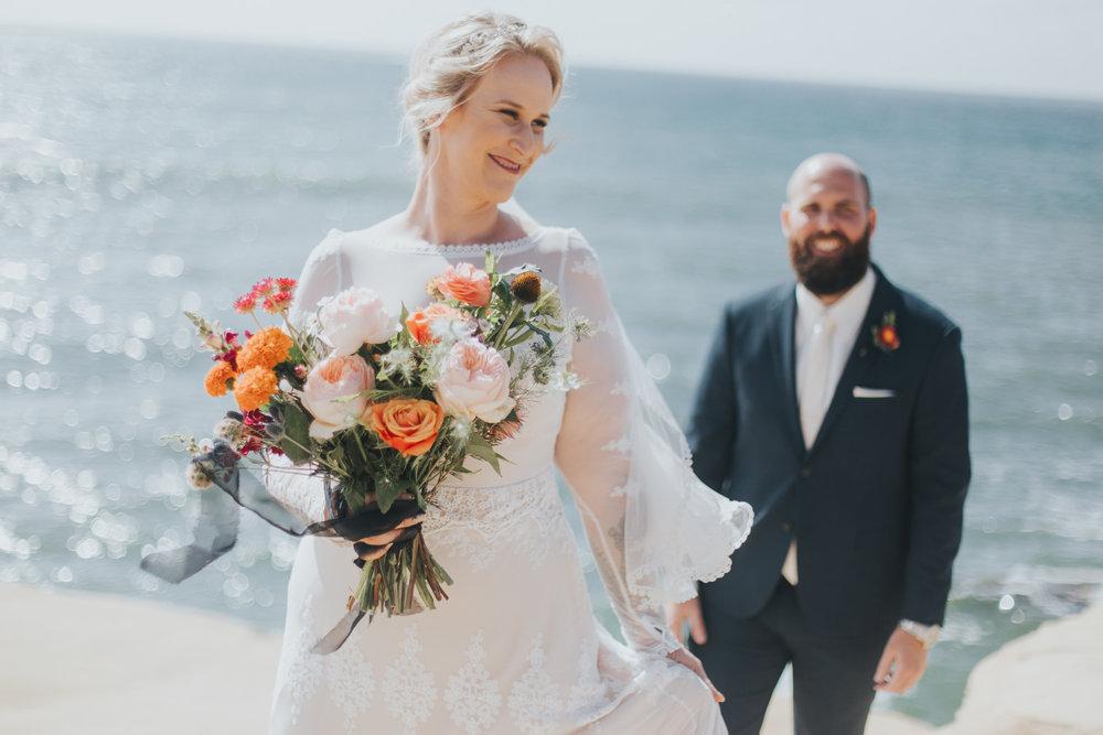San Diego Wedding photography at Sunset Cliffs and Backyard Reception007.jpg