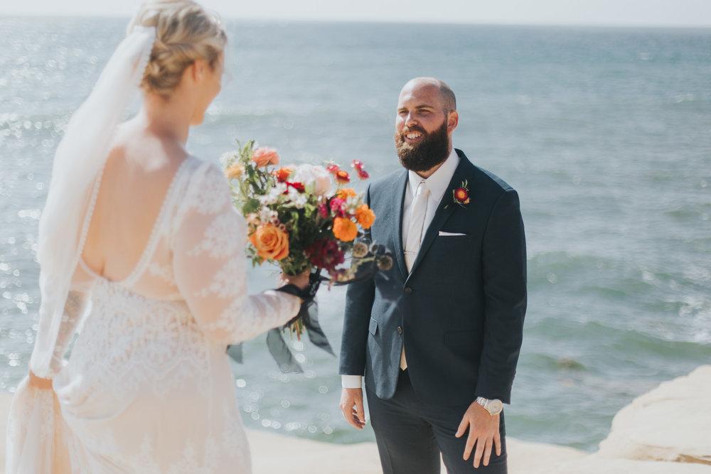 San Diego Wedding photography at Sunset Cliffs and Backyard Reception008.jpg
