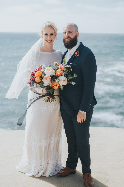 San Diego Wedding photography at Sunset Cliffs and Backyard Reception010.jpg