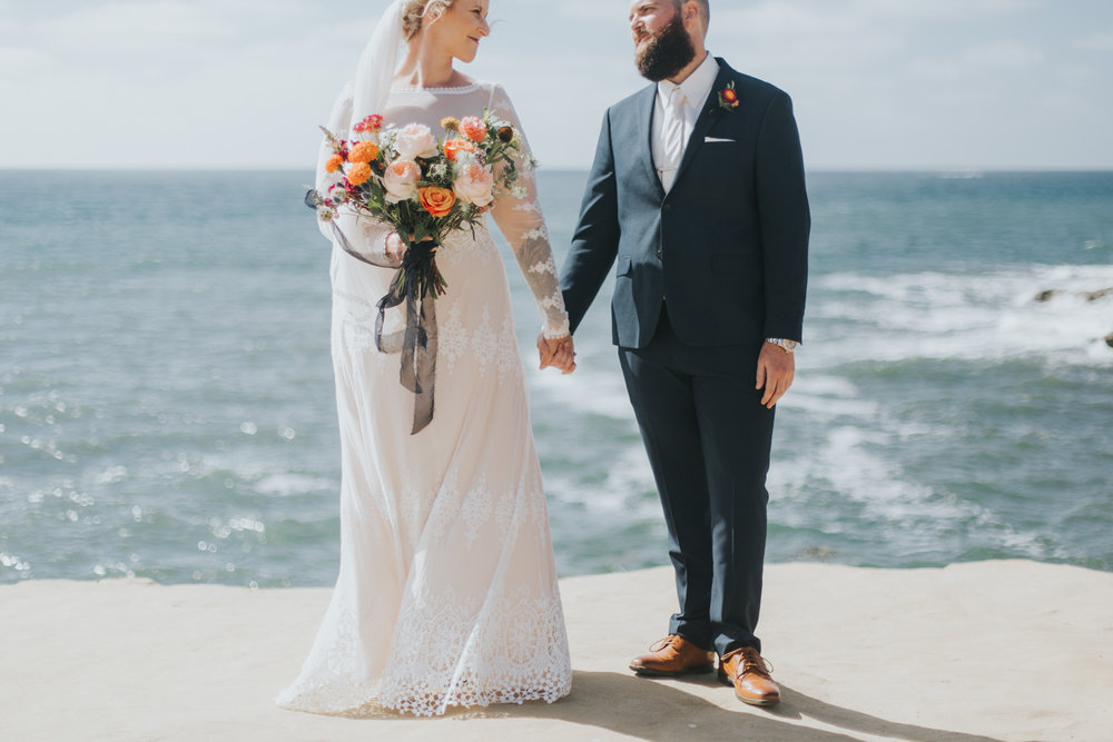 San Diego Wedding photography at Sunset Cliffs and Backyard Reception011.jpg