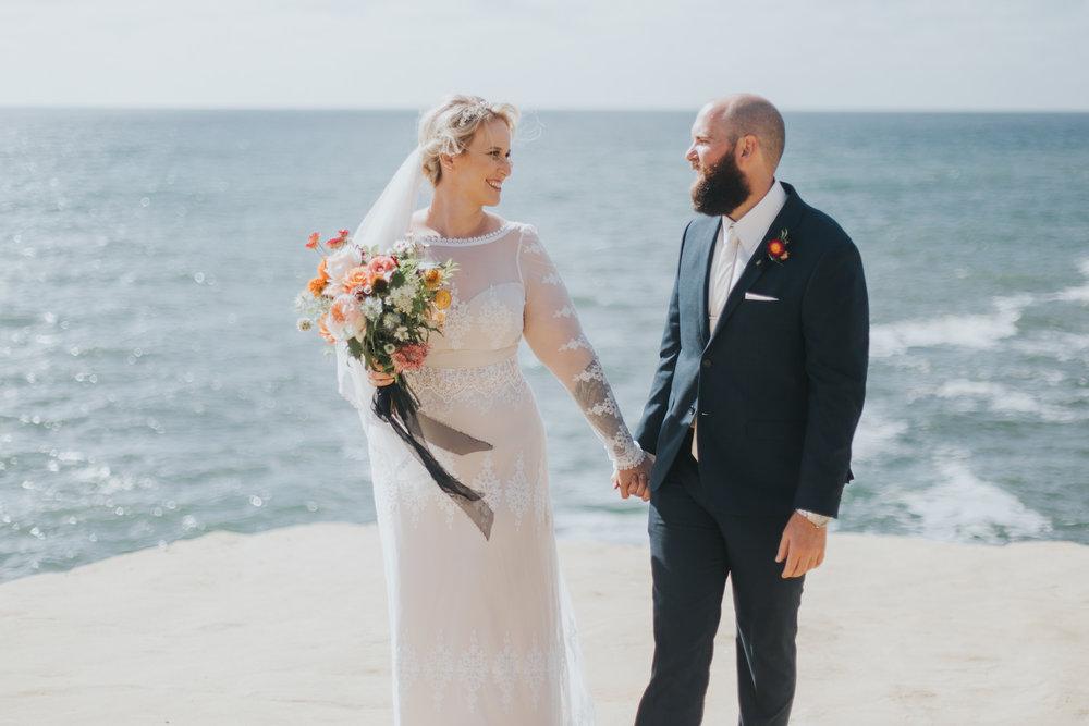 San Diego Wedding photography at Sunset Cliffs and Backyard Reception020.jpg