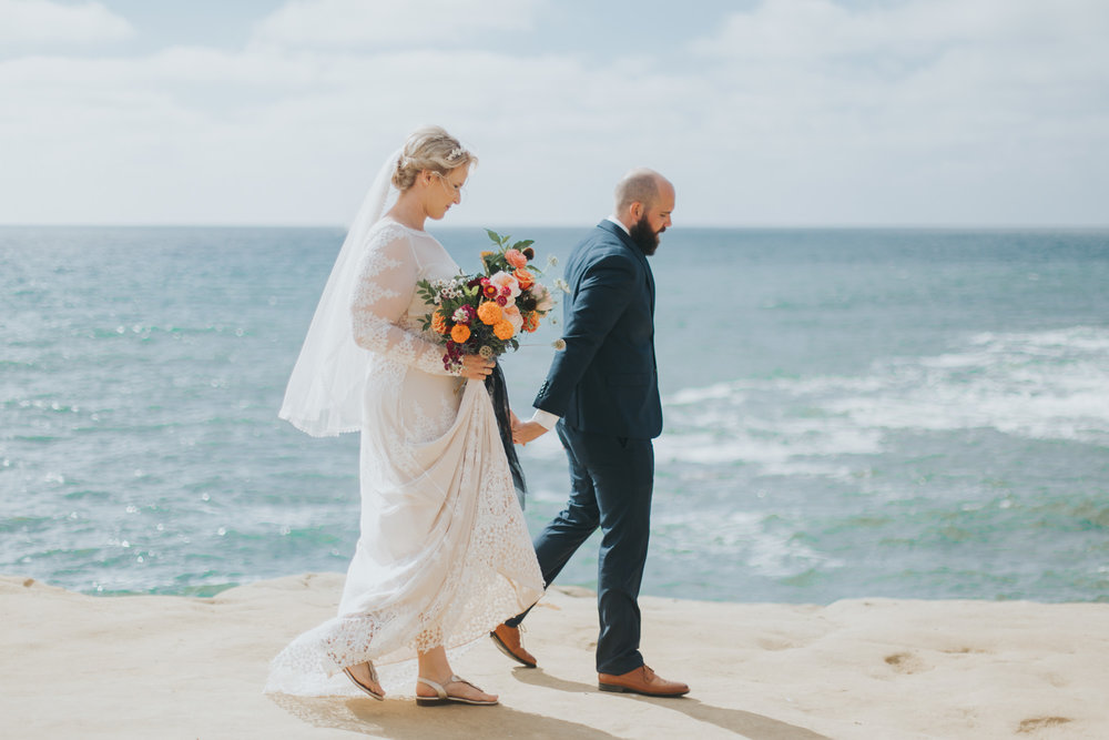 San Diego Wedding photography at Sunset Cliffs and Backyard Reception030.jpg