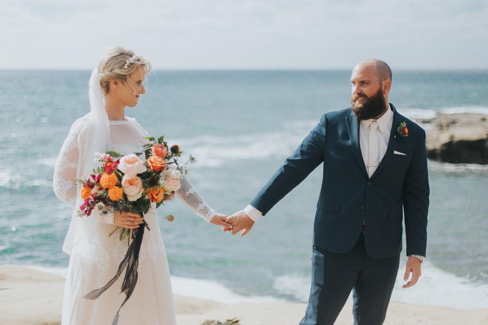 San Diego Wedding photography at Sunset Cliffs and Backyard Reception031.jpg