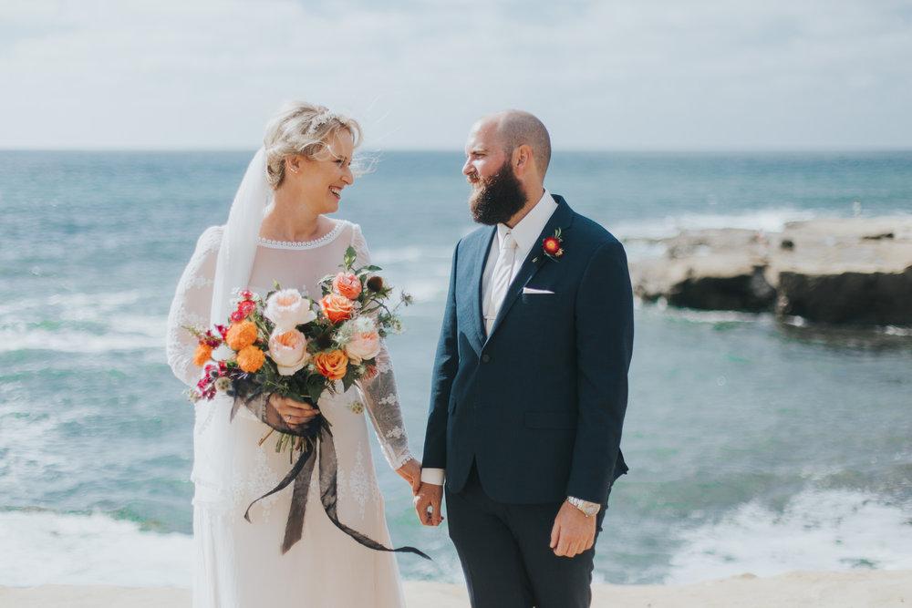 San Diego Wedding photography at Sunset Cliffs and Backyard Reception033.jpg
